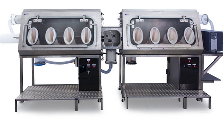 Powder Handling Isolator