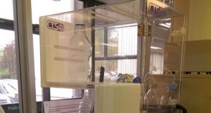 HPLC Solvent Safety Cabinet