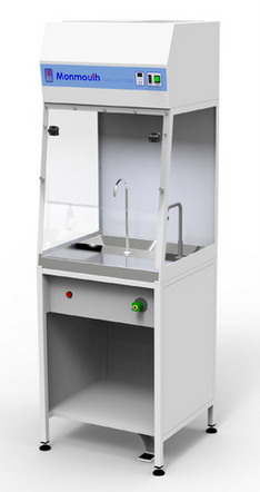 Formalin and chemical handling cabinets