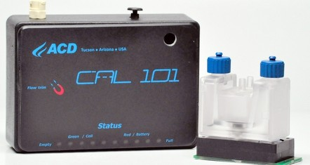 CAL 101 Calibration Gas Instrument
