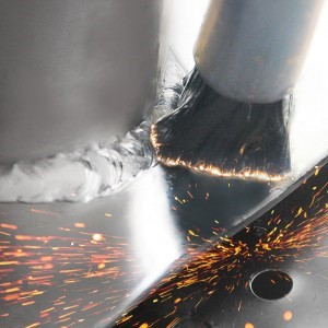 Electrolytic Weld Cleaning