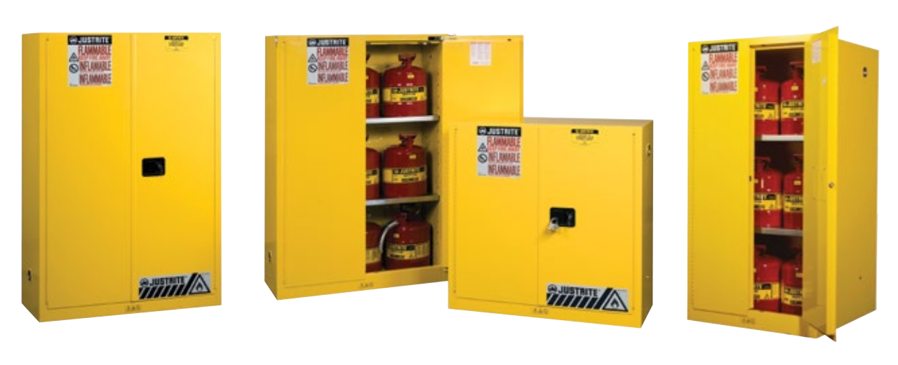 Sure-Grip EX Safety Cabinets for Flammables