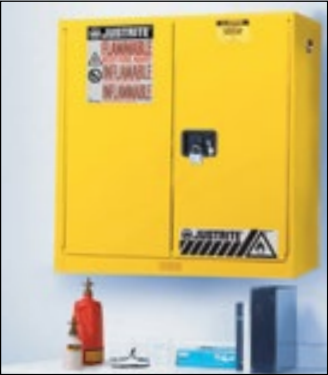 Wall-Mount Safety Cabinets