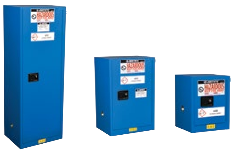 Lined Safety Cabinets