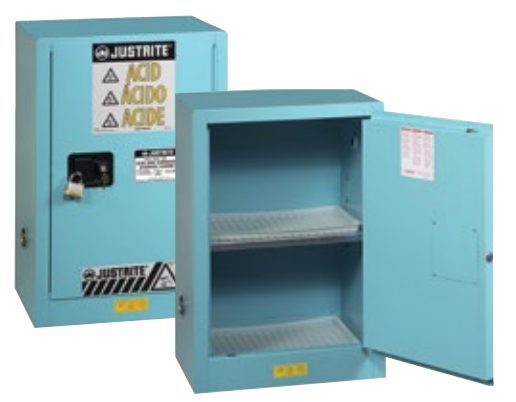 Sure Grip EX Steel Countertop Safety Cabinets
