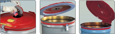 Safety Drum Covers