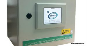 Automated Refrigerant Monitoring