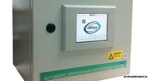 Automated Refrigerant Monitoring