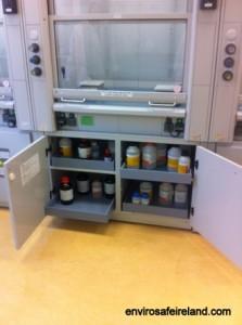 Underbench Cabinet Shelves