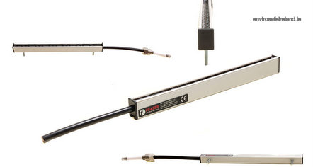 Long-Range Anti-Static Ionising Bars