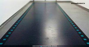 Dycem Contamination Control Flooring