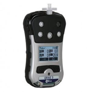 QRAE  Pumped ATEX LEL Wireless
