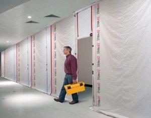 Zipwall Dust Barrier