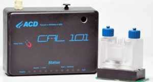 CAL 101 Calibration Gas Instrument