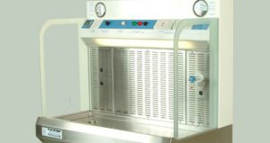 ATEX Rated Solvent Recovery Ventilated Single User Workstations