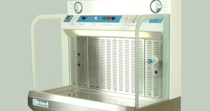 Solvent Recovery Ventilated Workstations