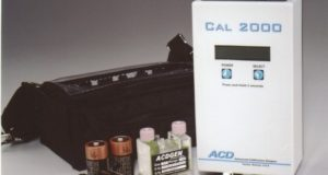 CAL 2000 Calibration Gas Instrument