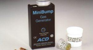 MiniBumpCalibrationGasBumpTester(  )