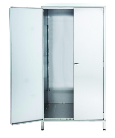 stainless steel storage units