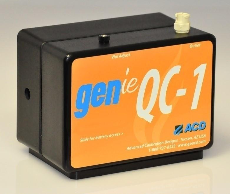 GENie QC-1 Ammonia Calibration Gas Instrument