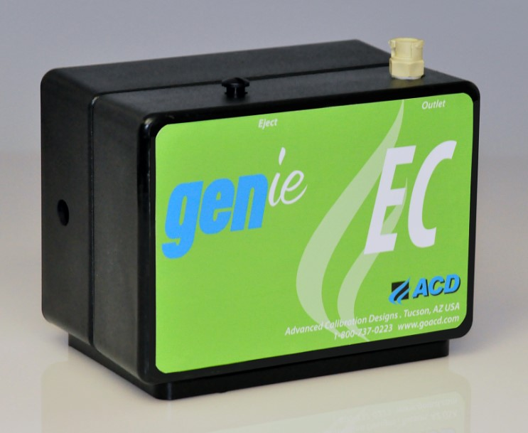 GENie EC Calibration Gas Instrument