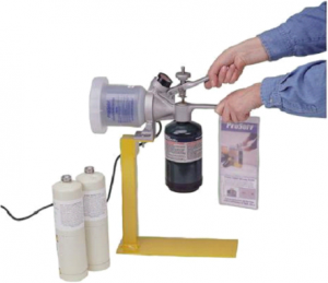 Calibration gas cylinders