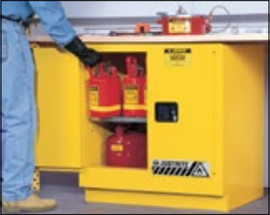 Under counter Safety Cabinets