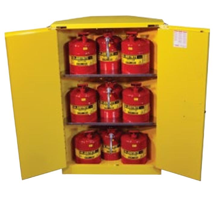 Corner Safety Cabinet