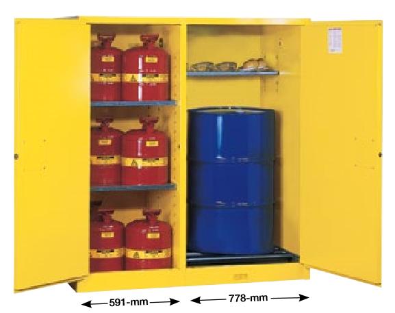 Safety Drum Cabinets