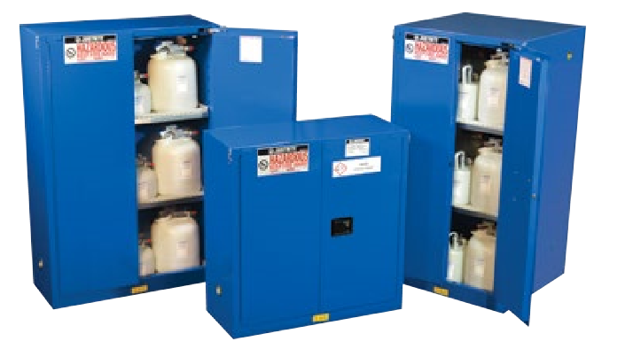 Safety Cabinets for Hazardous Materials