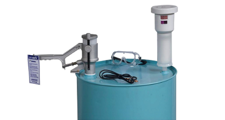 Aerosolv Standard System for Recycling Aerosol Cans