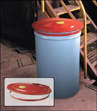 Safety Drum