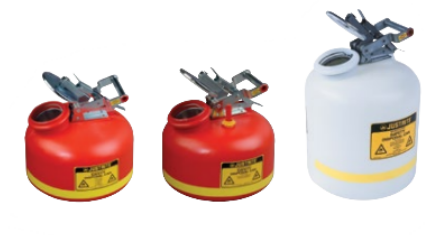 Liquid Disposal Safety Cans