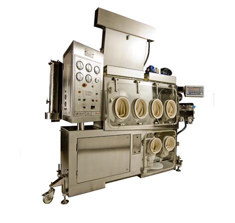 dispensing isolators