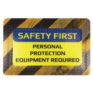 Safety First A