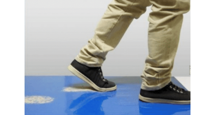 Tacky Mats for Cleanrooms