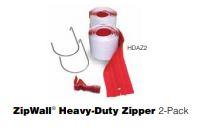 ZipWall  pack