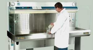 Solvent Handling Workstation
