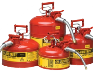 Solvent Safety Cans and Accessories
