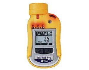 ToxiRAE Pro Combustibles LEL Non Wireless Feature pic