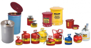 Solvent Handling and Containment