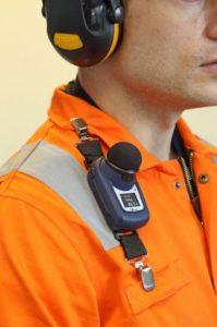 Dosimeter Noise Monitor
