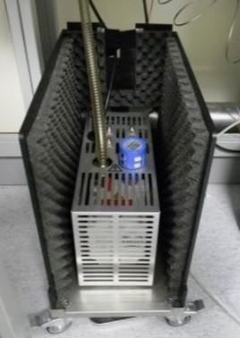 MS Noise Vacuum Pump Enclosure